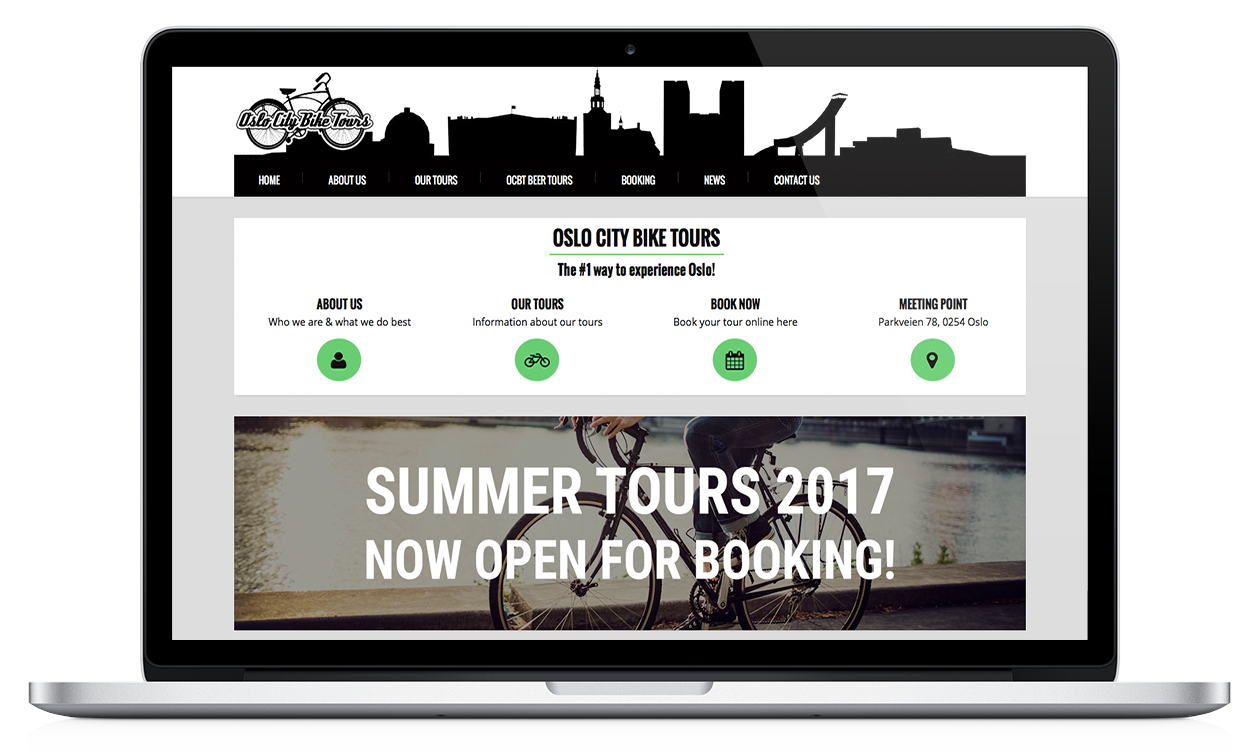 Oslo City Bike Tours